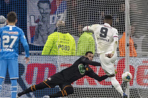 L'Olympique lyonnais a gagné 1-0 face à Marseille mercredi en finale de la coupe de France au stade de Décines.