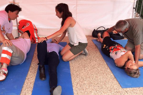 La Croix-Rouge propose des initiations gratuites aux gestes de premiers secours