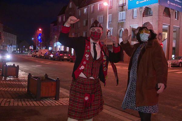 A Cappelle-la-Grande, ils font vivre l'esprit du carnaval malgré la Covid