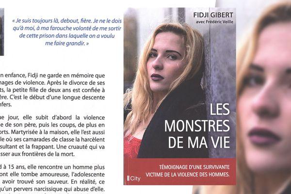 """""""Les monstres de ma vie"""" de Fidji Gibert : témoignage d'une survivante victime de la violence des hommes"""