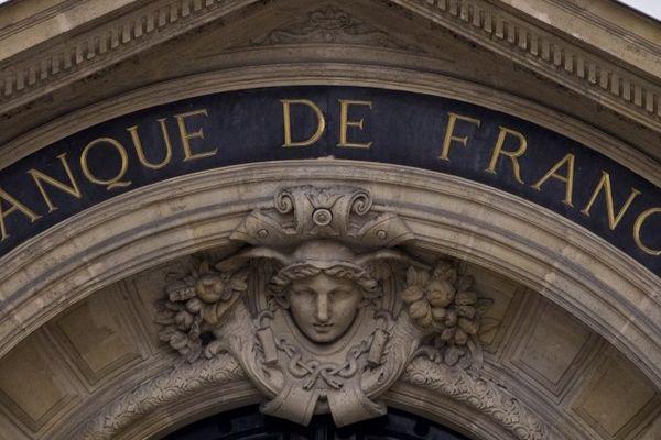 Archive : façade de banque de France