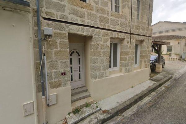 Le cabinet médical situé à Saint-Barthélémy d'Agenais où devait consulter la médecin recrutée mais qui n'a jamais exercé.