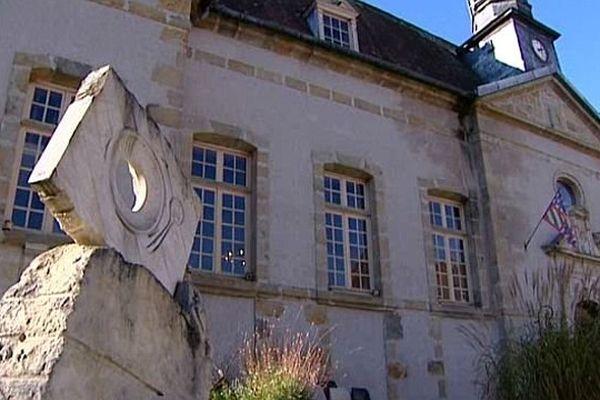 La maison régionale des arts de la table d'Arnay-le-Duc, en Côte-d'Or.