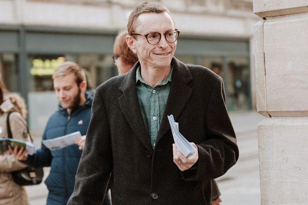 Laurent Watrin de Europe Ecologie-Les Verts