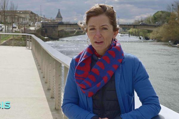 Tiphaine Giry, directrice artistique de Fest'arts à Libourne