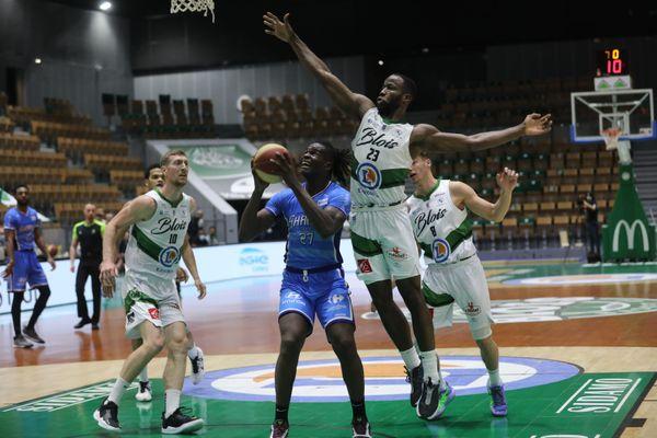 Le 10 avril 2021, l'équipe de Blois recevait une autre équipe du sud de la France, Antibes.