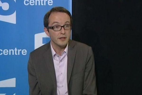Secrétaire de la fédération PS Indre-et-Loire depuis 2012, Mickaël Cortot a été remercié le 30 mai dernier .