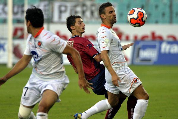 La dernière rencontre entre le Clermont Foot et le Stade Lavallois s'était soldée par une victoire clermontoise