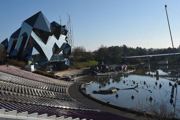 Le parc du Futuroscope a battu un record de fréquentation pendant les vacances de la Toussaint 2018.