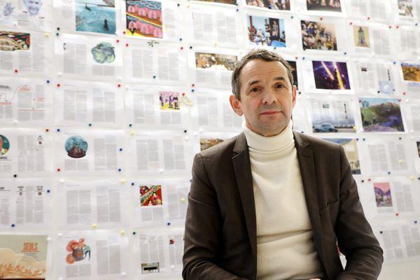 Thierry Mandon avait lancé un hebdomadaire baptisé Ebdo en janvier 2017