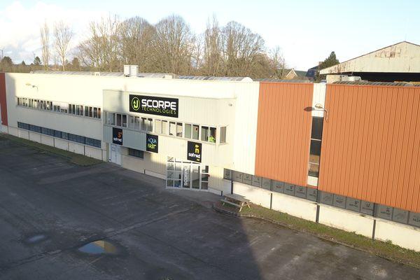 L'entreprise a emménagé dans ses nouveaux locaux en 2019.