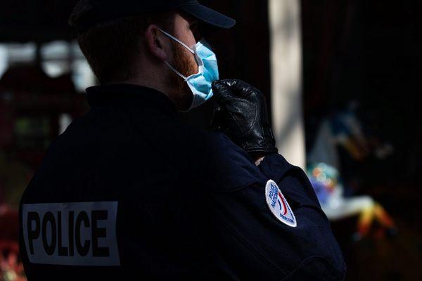 Illustration : la police a mené des investigations à Marseille et Pantin pour interpeller les trafiquants.