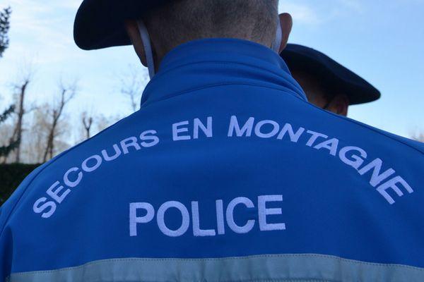 Sept secouristes de la CRS Alpes sont intervenus dans un canyon de la Chartreuse, en Isère, dans la nuit du 22 au 23 juillet 2021 pour sauver neuf personnes qui y étaient bloquées. (Illustration)