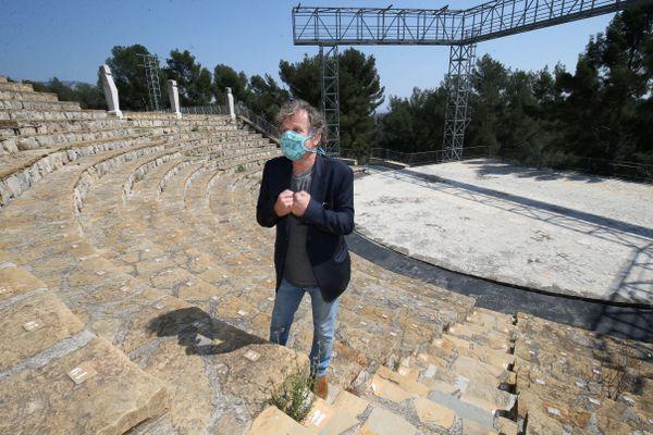 Charles Berling, directeur du théâtre Chateauvallon-Liberté à Toulon, est accablé par la situation de la culture en France.