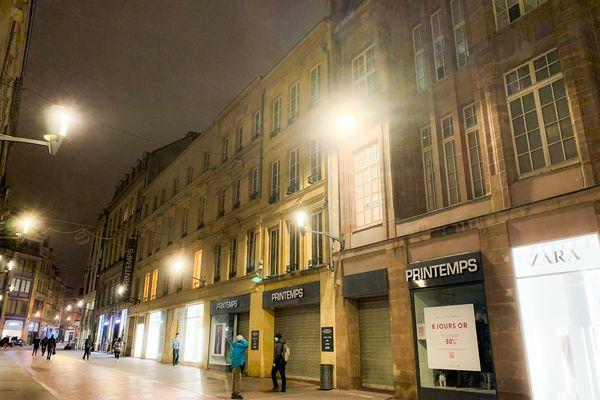 L'enseigne Printemps fermera ses portes à Metz à l'été 2021, laissant une surface commerciale vide de près de 2.000 mètres carrés.
