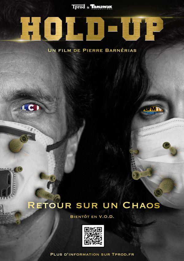 """Affiche du film """"Hold-Up"""""""