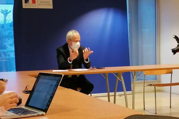 Le procureur de la République de Montpellier s'est exprimé au sujet de l'affaire lors d'une conférence de presse ce vendredi.