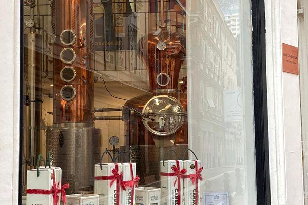 La grande majorité de ces biagardes va terminer son existence à la distillerie de l'Orangerie.
