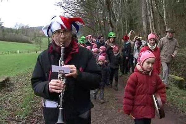 Petite randonnée familiale...en musique