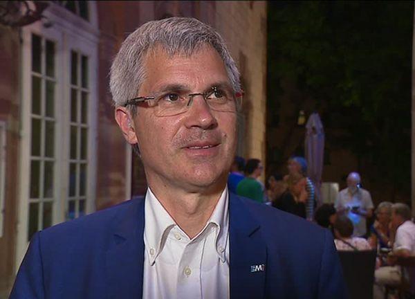 Député de la 1e circonscription du Bas-Rhin