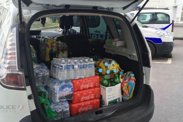 Les boissons non alcoolisées seront données aux associations caritatives