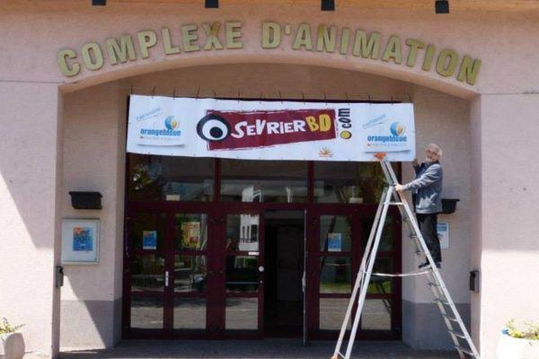 Le Festival Sevrier BD a ouvert ses portes samedi 25 mai.