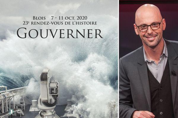 Thomas Snégaroff présente cette émission spéciale le dimanche 11 octobre sur France 3 Centre-Val de Loire