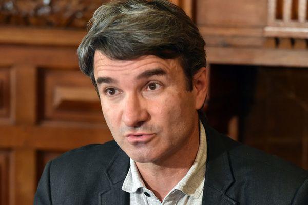 Condamné pour agression sexuelle, Marc Petit, le maire sortant de Firminy (Loire) sera candidat aux prochaines municipales de mars 2020. Photo d'archives.