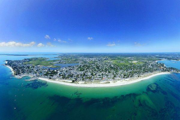 La presqu'île de Carnac rêve d'oxygène pour l'été