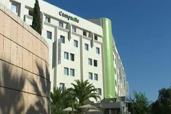Hôtel sur la Côte d'Azur (Archives)