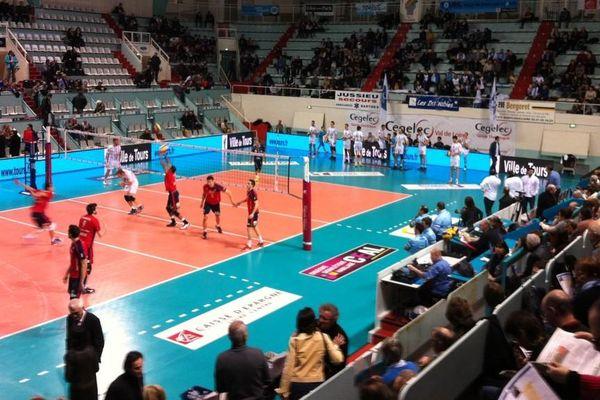 Le TVB reçoit Lyon, dans le cadre de la 19ème journée de Ligue A.