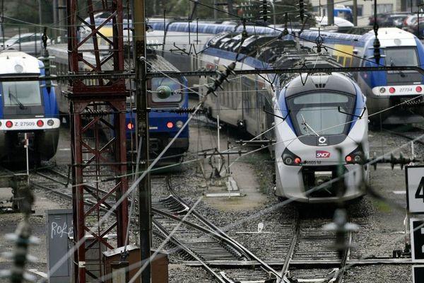 Les trains TER ne pourront être soumis à la réservation obligatoire individuelle. Photo d'illustration