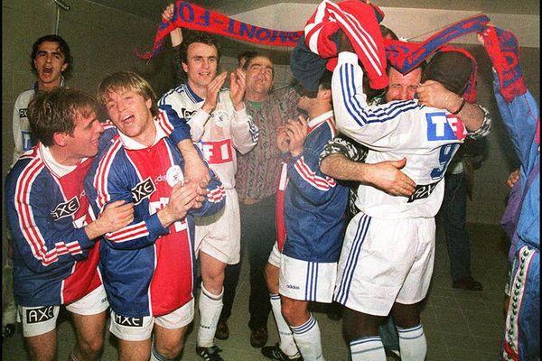 La victoire du Clermont Foot en 1997 face au PSG en Coupe de France est l'un des moments inoubliables de l'histoire du club.