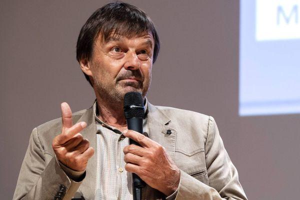 Nicolas s'exprime sur les futurs enjeux politiques lors du congrès mondial de la Bio à Rennes