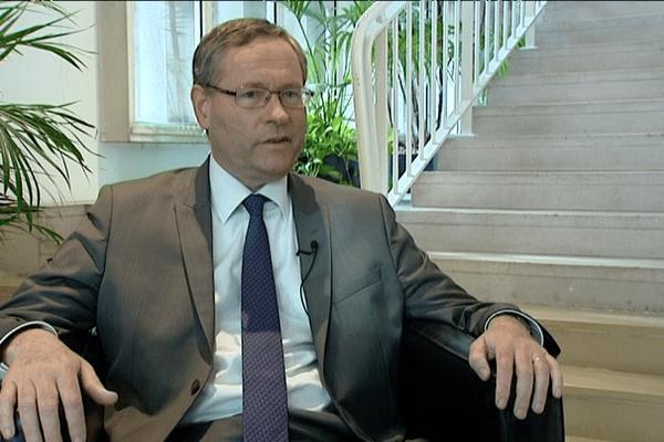 Gilles Lebreton, eurodéputé FN de la région Ouest
