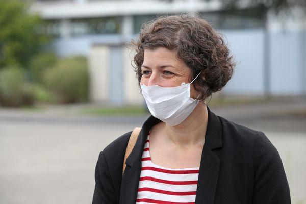 Jeanne Barseghian a présenté plusieurs mesures que la ville de Strasbourg va entreprendre pour assurer le reconfinement.
