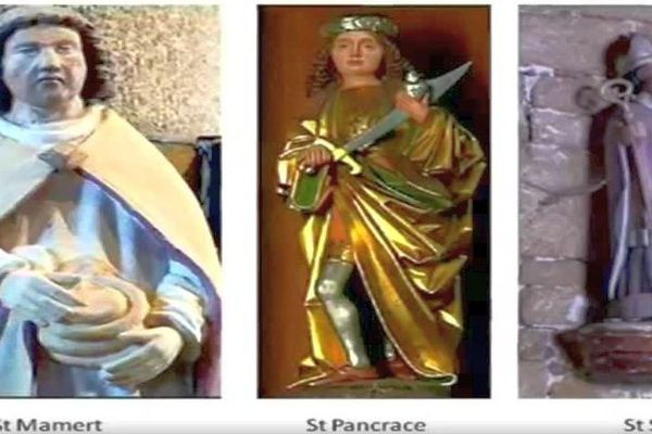 Les 3 Saints de glace - archives