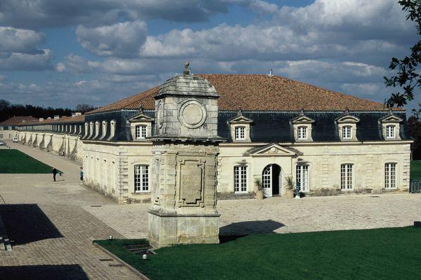 La Corderie Royale de Rochefort.