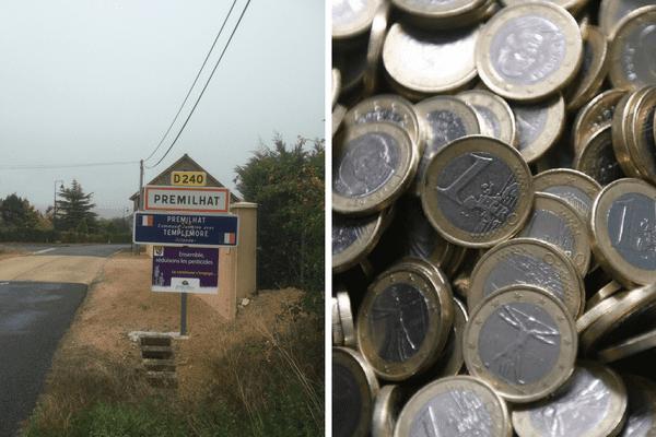 La commune de Premilhat (Allier) a reçu des terrains et une belle somme de la part d'un généreux habitant, décédé en mai 2017.