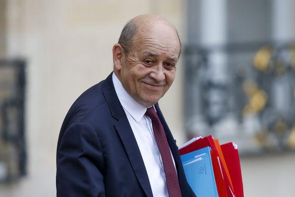 Jean-Yves Le Drian n'aurait pas été informé de la citation commune utilisée dans la profession de foi de Carole Gandon, candidate aux municipales à Rennes