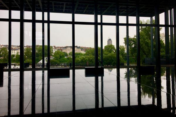 La palais de Justice de Nantes de Jean Nouvel