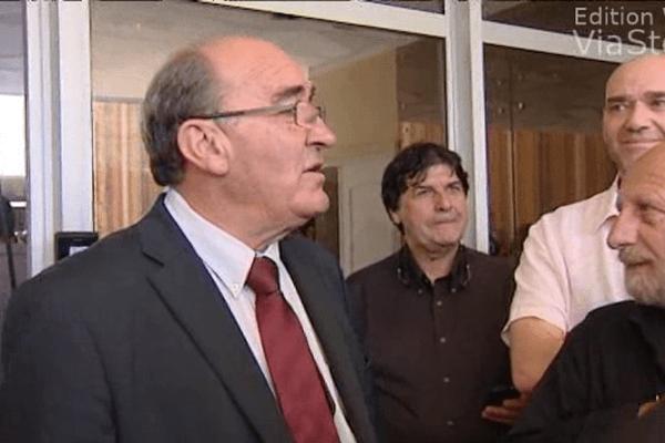 28/09/14 - Joseph Castelli élu sénateur de la Haute-Corse