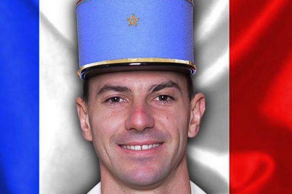 Le maréchal des logis-chef Mougin a été tué au Mali le 21 février 2018.