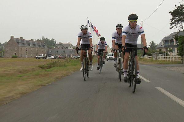 1100 km autour de la Bretagne en 9 étapes