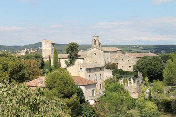 Saint-Siffret se prépare à l'arrivée de l'étape de l' Etoile de Bessèges