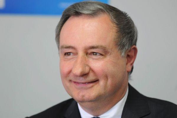 L'ancien maire de Toulouse Jean-Luc Moudenc