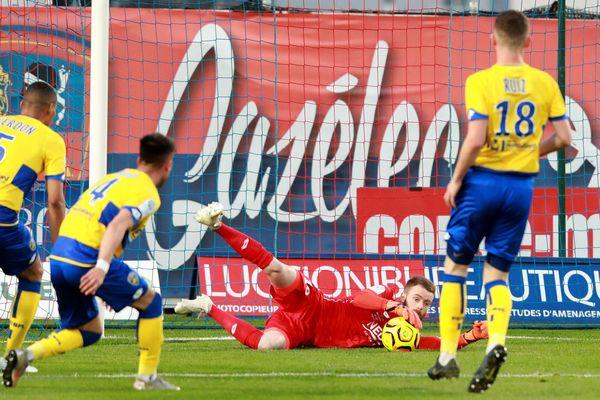 Le FC Sochaux l'emporte 2-0 face au Gazélec d'Ajaccio