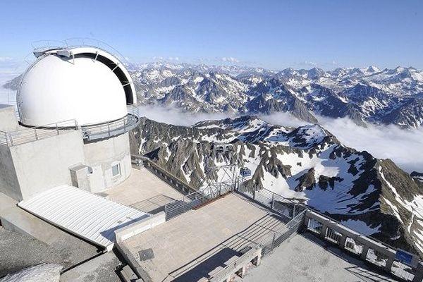 Le Pic du Midi est déjà classé site naturel national depuis 2003.