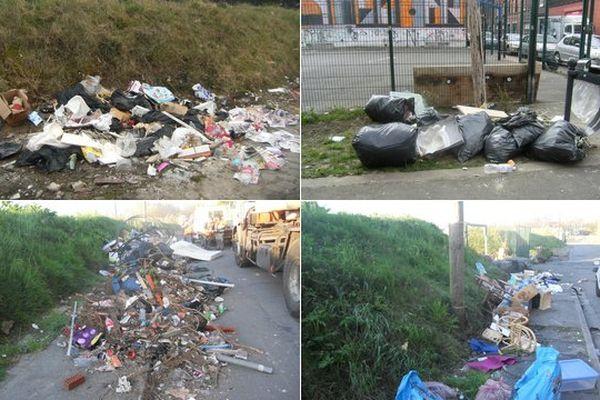 Une cinquantaine de dépôts sauvages existent à Roubaix