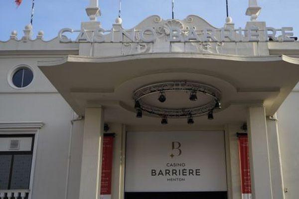 Le casino Barrière de Menton espère pouvoir rouvrir ses portes le 7 janvier 2021